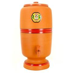 Filtro de Barro para Água São João 1 Vela - 4 Litros - Stefani