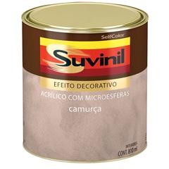 Acrílico Efeito Camurça 810ml Ref.: 50115903    - Suvinil
