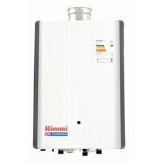 Aquecedor de Água a Gás 42.5 Litros 220v Reu 3237 Gn Branco - Rinnai
