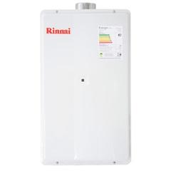 Aquecedor de Água a Gás Reu 2802 Gn 35 Litros Branco Bivolt  - Rinnai