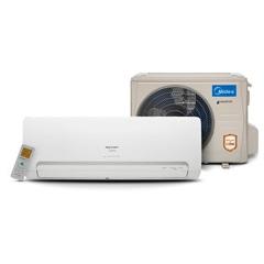 Ar-Condicionado com Controle Remoto 1066w 220v 9000btus Split Springer Branco - Kit