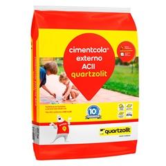 Argamassa Colante Cimentcola Externo Cinza 20kg
