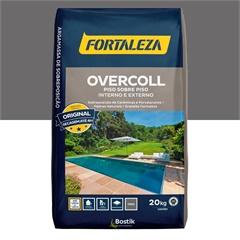 Argamassa Overcoll Piso Sobre Piso E Azulejo Sobre Azulejo Cinza 20kg - Fortaleza