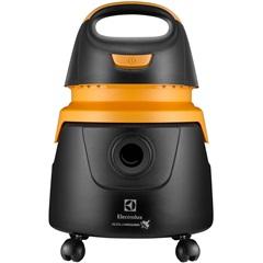 Aspirador de Água E Pó 1200w 220v Preto E Amarelo - Electrolux