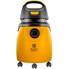 Aspirador de Água E Pó Profissional 1300w Amarelo E Preto