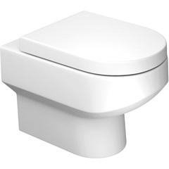 Bacia Convencional Carrara sem Fixação Branco Gelo - Deca