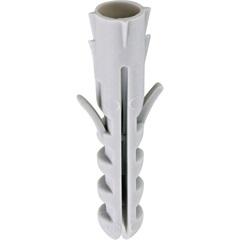 Bucha de Nylon 10mm com 50 Peças - Bemfixa