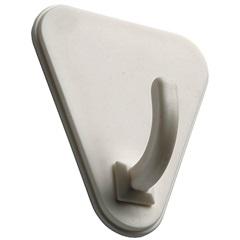 Cabide Triângulo Branco - Fixtil
