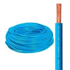 Cabo de Energia 750v 1,5mm² Flexicom com 50 Metros Azul Claro - Cobrecom