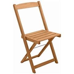 Cadeira Dobr. Orquid. Mad - Metalnew