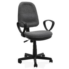 Cadeira Giratória Malaquita Ii 60x60cm Chumbo - Casa Etna