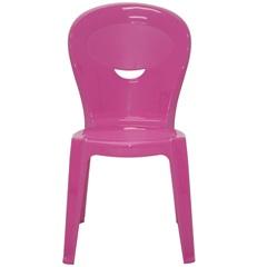 Cadeira Infantil em Plástico Linha Game 71cm Pink - Tramontina