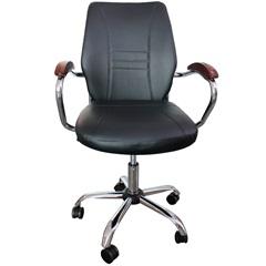 Cadeira para Escritório Executiva Stella 100x60cm Preta - Casanova