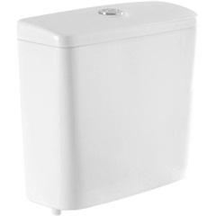 Caixa Acoplada Ecoflush 3/6 Litros City Plus Branca - Roca