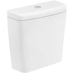 Caixa Acoplada Ecoflush 3/6 Litros Like Branca - Celite