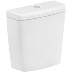 Caixa Acoplada Ecoflush 3/6 Litros Suíte Branca - Roca