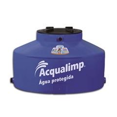 Caixa D'Água Água Protegida Azul