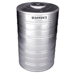 Caixa D' Água em Aço Inox 2.500 Litros Compacta Ac - Sander