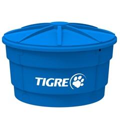Caixa D'Água em Polietileno 1000 Litros Azul - Tigre