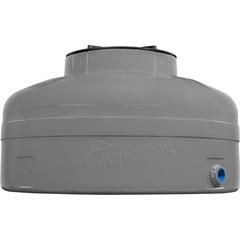 Caixa D'Água Fácil Instalação 1000 Litros Cinza - Acqualimp