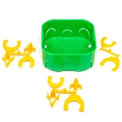 Caixa de Luz Dryfix Eletroduto 4 X 4 - Tigre