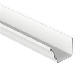 Calha Aquapluv Style 13x9cm com 3 Metros Branco - Tigre