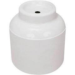 Capa para Botijão de Gás em Polipropileno Branca