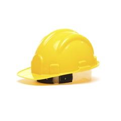 Capacete Amarelo Ref: 903334 - Dura Plus