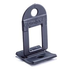 Clipe Espaçador N5 em Plástico 1mm com 50 Peças - Bumax