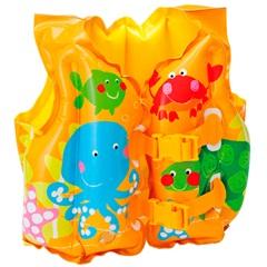 Colete Inflável Peixinho Amarelo - Intex