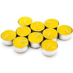 Conjunto de Velas para Rechaud Citronela com 10 Velas