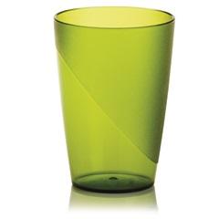 Copo Milano Cristal Pequeno 250 Ml Verde - Martiplast