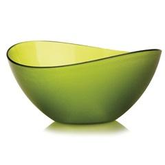 Cremeira Wave Cristal 350 Ml Verde - Martiplast
