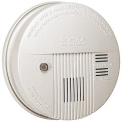 Detector de Fumaça com Alarme