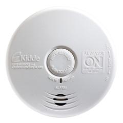 Detector de Fumaça E Monóxido de Carbono Branco