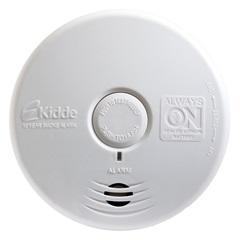 Detector de Fumaça para Quarto E Sala Branco