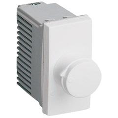 Dimmer Rotativo Branco Pialplus 300w 127v