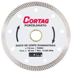Disco Diamantado Porcelanato 110mm