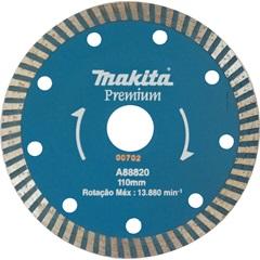Disco Diamantado Turbo a88820 - Makita
