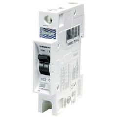 Disjuntor Din Curva B 13a Monopolar - Siemens