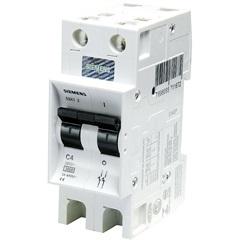 Disjuntor Din Curva B 32a Bipolar - Siemens