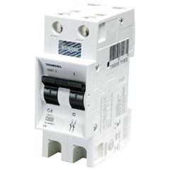 Disjuntor Din Curva C 40a Bipolar - Siemens