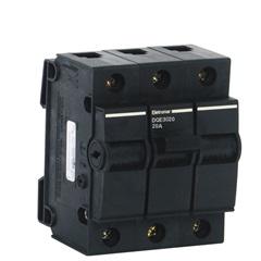 Disjuntor Dqe 3p 20a 5/3ka 220/380v           - Eletromar