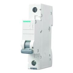 Disjuntor Monopolar Curva C 13a Branco - Siemens