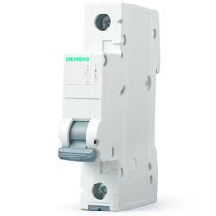 Disjuntor Monopolar Curva C 20a Branco - Siemens