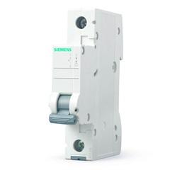 Disjuntor Monopolar Curva C 25a Branco - Siemens