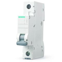 Disjuntor Monopolar Curva C 40a Branco - Siemens