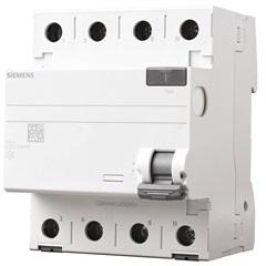 Dispositivo Dr Tetrapolar Tipo Ac 63a Branco - Siemens