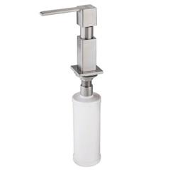 Dosador de Sabão Liquido Quadrado 330ml Fosco - Franke
