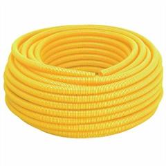 Eletroduto Flexível Amarelo 20mm X 50m Rolo   Ref. 14210202      - Tigre